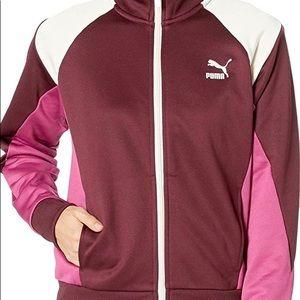Puma Retro women Track Jacket Size M